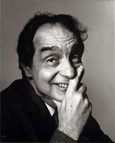Italo Calvino, August 1983 /Irving Penn /sc