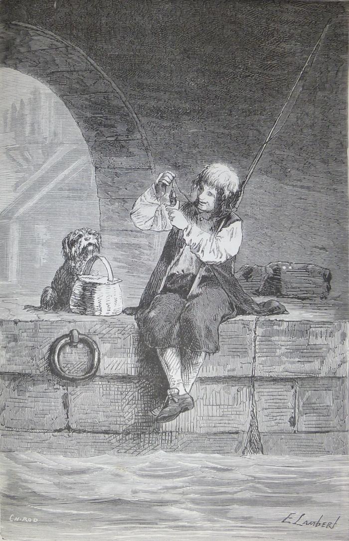 POISSON PECHEUR M194.26