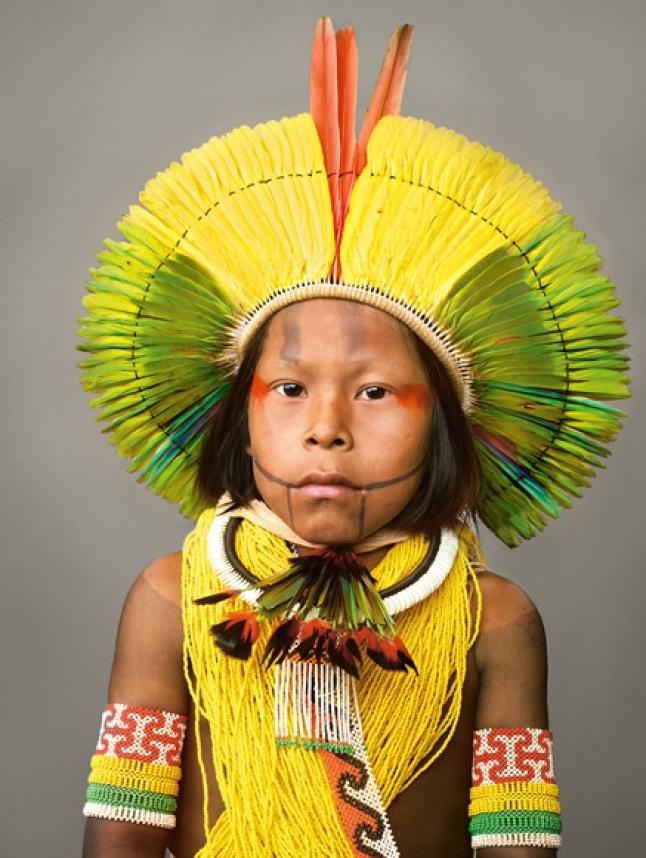 kayapo amazonie