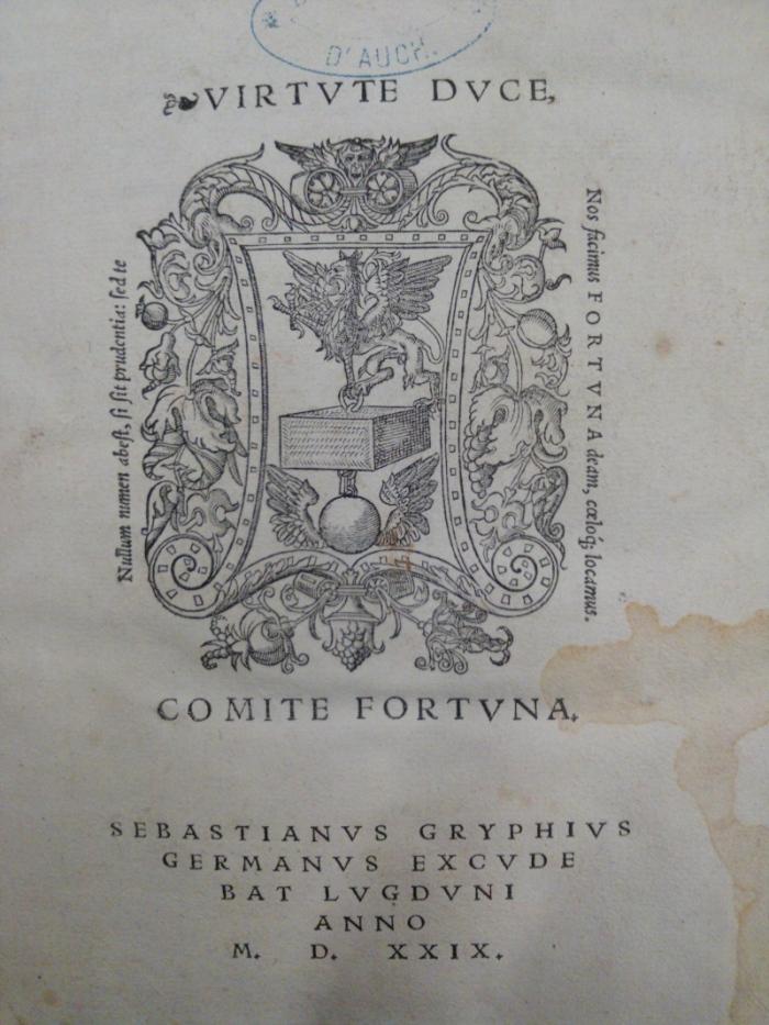 GRYPHIUS 3953